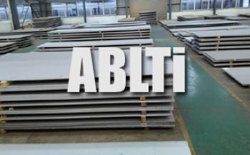 Titanium Plate Stock