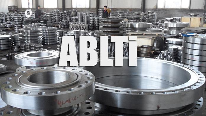 Titanium forging flange ablti corporation